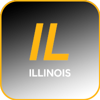 BetRivers Illinois logo