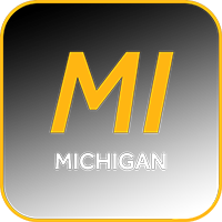 BetRivers Michigan logo